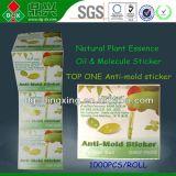 DMF Free Environment-Friendly Anti-Mold Sticker / Chip para sapatos