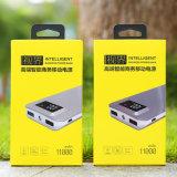 実業家11000mAhスマートな二重USBポート力バンク