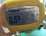 Grua de Tbm-Shk, equipamento da grua, grua Chain elétrica