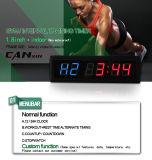 Reloj de pared [Ganxin] Mini Intervalo de fitness cuenta atrás de los deportes LED Digital