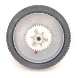 """Mtd """" roue de tondeuse à gazon de coussinet en métal de la vitesse 634-05050 8"""