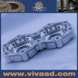 Soem-hohe Präzisions-Aluminium CNC, der Selbstersatzteile maschinell bearbeitet