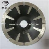CB-20 Curva de corte de diamante lámina para la piedra