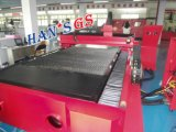 Machine de découpage de laser pour le découpage en métal, machine de découpage de plaque de feuille