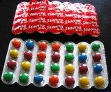 Твердая пленка PVC для ранга упаковки еды фармацевтической цветастой