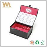 Qualität kundenspezifisches Geschenk-verpackenkasten-Kunstdruckpapier mit Futter