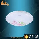 Lámpara ahorro de energía caliente 12W del techo del sensor de microonda de la venta LED