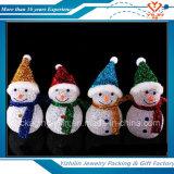 Decoração clara interna/ao ar livre da luz da decoração do feriado do diodo emissor de luz do diodo emissor de luz do Natal do boneco de neve
