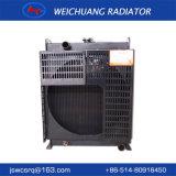 Radiador de cobre de la alta calidad para el sistema de generador diesel de Yanmer (4TNV98T)