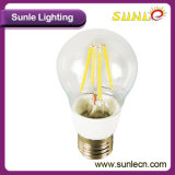 bulbo de encargo del filamento LED del filamento del bulbo de 5W LED