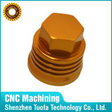 Aluminium/Roestvrij staal Electroplating Processing Parts door CNC Machining