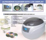 750ml Mini Electric Plastic Ultrasonic Cleaner per Record CD Disks Washing (JP-900S)