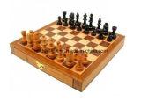 Деревянный комплект шахмат