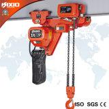 3t Palan à chaîne électrique avec protection contre les surcharges