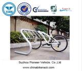 Armoire de vélo de cintre d'acier du carbone