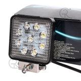27W Waterproof a luz de trabalho do diodo emissor de luz (garantia 1years)