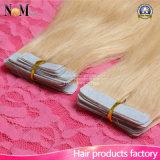 Уток толщиной кожи ленты Extenisons Remy волос ленты красивейшего промотирования продуктов дешевый