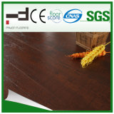 plancher de stratifié de surface de foulage de Techology Brown d'Allemand de 8mm