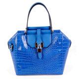 2016の女性の革方法ハンドバッグは新しいばね様式を卸し売りする