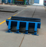 Cama abrasiva del almacenador intermediario de la resistencia para el transportador de correa (GHCC 60)