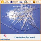 La plastica ha fluttuato la fibra a macroistruzione di ingegneria dei pp