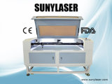 Machine de découpage de laser de CO2 de qualité avec la FDA de la CE