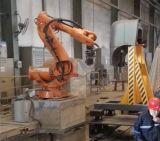Отливка песка, отливка утюга, вес Brokk встречный для робота