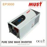230V AC 저주파 순수한 사인 파동 힘 변환장치에 5kw 48V DC
