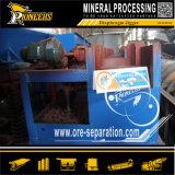 Pianta minerale di arricchimento della maschera del diaframma di estrazione mineraria dello stagno del minerale ferroso dell'oro