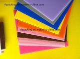 Strato riciclabile del policarbonato del migliore strato offerto fabbrica pp di prezzi pp Correx