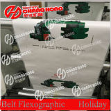 高速Synchronous Belt Flexo Printing Machine Ppwoven 8colors