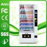 支払システムが付いている飲料及び冷たい飲み物の自動販売機