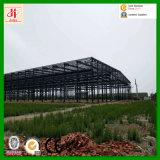 Entrepôt célèbre de structure en métal avec la conformité d'ISO/BV/Ce/SGS