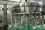 Linha do capsulador do enchimento da arruela da cerveja do frasco de vidro
