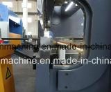 We67k-125X3200 CNC van de Reeks de elektrisch-Hydraulische Machine van de Rem van de Pers van de Synchronisatie