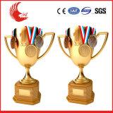 Heißer Verkaufs-Zoll Sports Metalltrophäe-Medaille