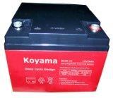 bateria profunda do AGM do ciclo de 12V 26ah para o protetor de UPS/Surge