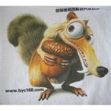 Stampatore a base piatta della maglietta di Byc Digital, stampatrice variopinta della maglietta