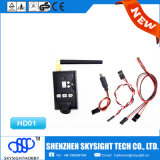 Émetteur radio RC Drone de Sky-HD01 Fpv HD 1080P Camera 400MW 32CH Wireless Video
