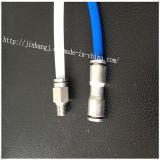 PVC 빠른 똑바른 플러그 접속식 연결관