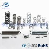 Molla di compressione dell'acciaio inossidabile, molla elicoidale SUS304