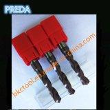 Feste Karbid-Torsion-Bohrgeräte 3xd und 5xd für weiches Material