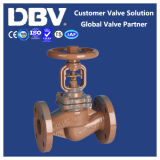 Gussteil Wcb Bellow Sealing Globe Valve mit Cer Approval