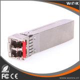 Modulo compatibile 10GBASE-ER 1550nm 40km LC duplex del ricetrasmettitore di SFP-10G-ER SFP+