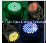 새로운 54X3w LED RGB (3IN1) PAR Can Light