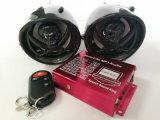 Беспроволочное аудиоий аварийной системы MP3 мотоцикла