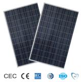 поли панель солнечных батарей 245W с сертификатом TUV/CE