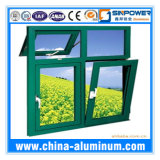 Профиль алюминиевого окна и двери качества