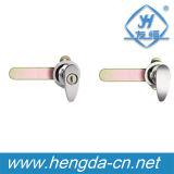 Zink-Legierungs-Metallschrank-Griff-Nocken-Verriegelung