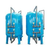 Фильтр углерода управлением PLC воды 30000 Lph автоматический активно